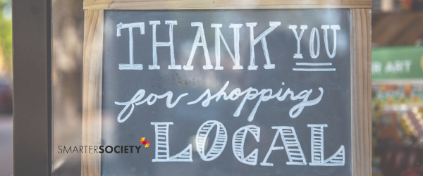 support for small businesses and local starts ups